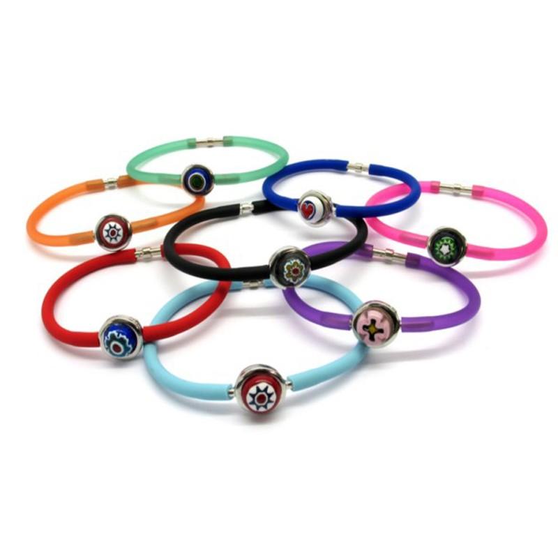 armbänder glas | murano glasperlen armbänder, schmuck-design , im ...